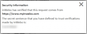 Virtual Authenticator antiphishing