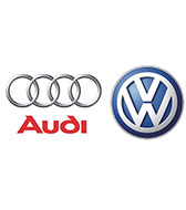 Audi-Vokswagen