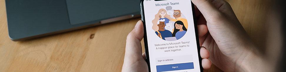 Microsoft-app-login