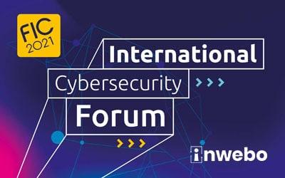 La solution d'authentification forte Passwordless d'inWebo au rendez-vous du FIC 2021