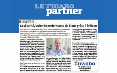 Le Figaro: La sécurité, levier de performance du Cloud grâce à inWebo
