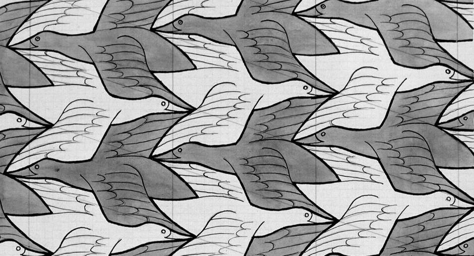 Two Birds (Escher)