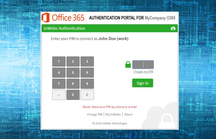 inWebo Virtual Authenticator